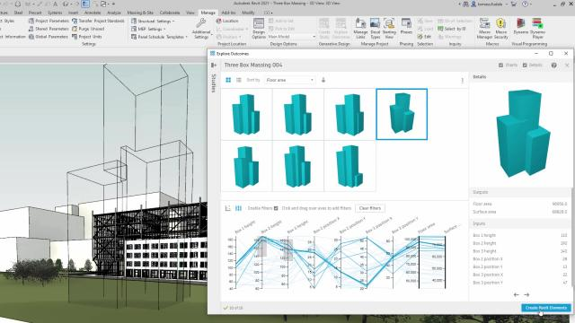 Autodesk bringt generatives Design in die Architektur