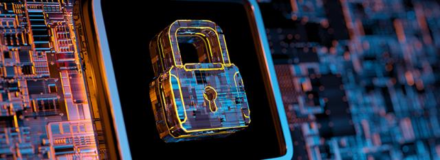 Drag and Drop Digital File Security