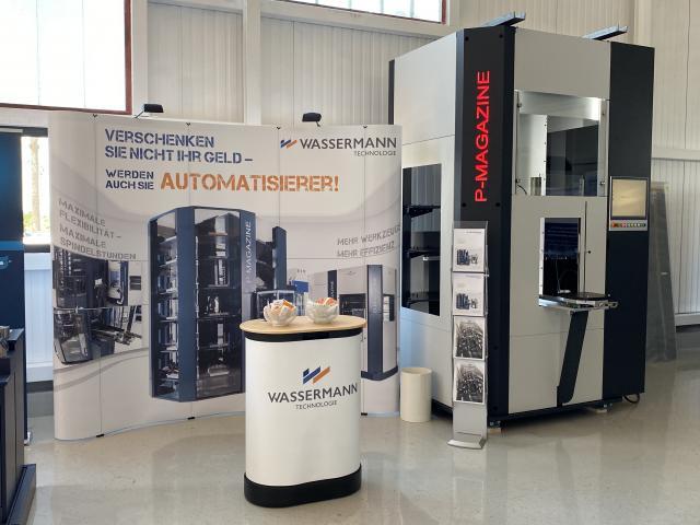 Eröffnungsfeier der neuen Vertriebsniederlassung Bayern der MLE-TEC in Gochsheim vom 02.07.-03.07.20