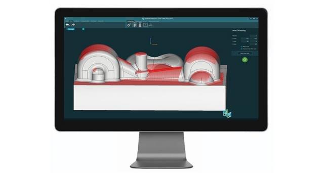 Neues Softwarepaket HxGN NC Measure vereinfacht das Messen auf der Werkzeugmaschine