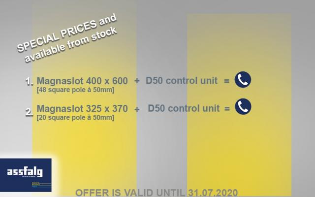 Magnetic Clamping 2 - Special Price