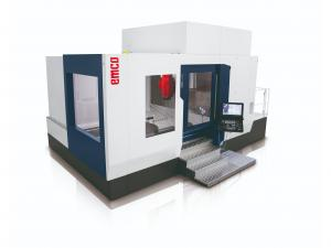 UMILL 1500 - 5-axis milling and turning center