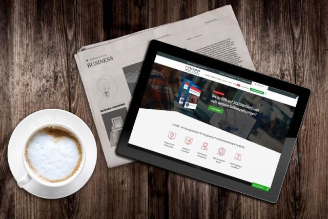 COFFEE mit dem CAMWorks Top New Reseller Award ausgezeichnet