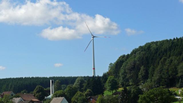 Windenergie onshore: Die Top 3 der Bundesländer