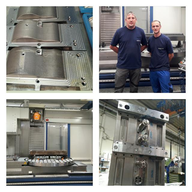 Dank der REIDEN BFR24 mehr Produktivität und Genauigkeit im Werkzeug- und Stahlbau