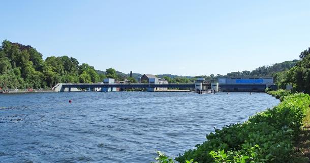 ifm erwischt: O3M hilft im Wasserkraftwerk