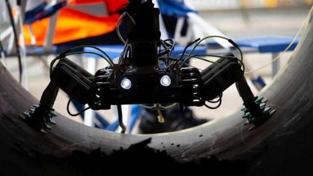 5 unglaubliche Roboter-Vorhaben für die Offshore-Windkraft
