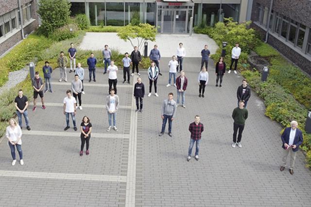 29 neue Auszubildende starten bei Beckhoff in ihre berufliche Zukunft