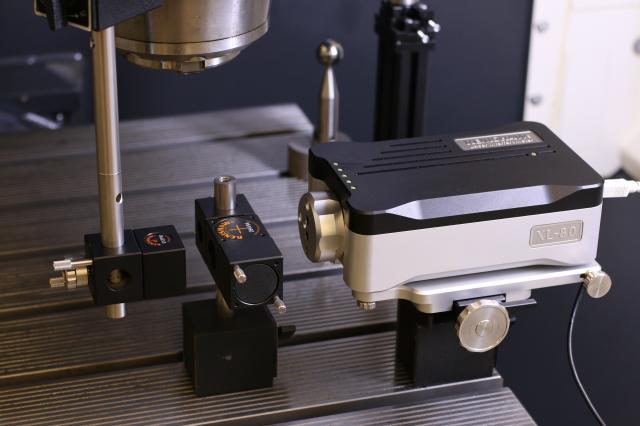 La metrología en las instalaciones propias aumenta el tiempo de actividad de la Máquina-Herramienta