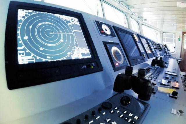Ball bearings for navigation measurement equpiments