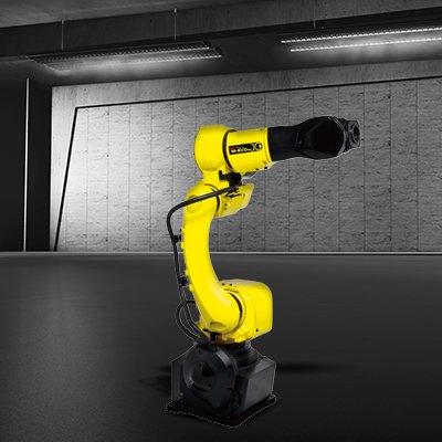 FANUC präsentiert den neuen M-10iD/16S Roboter