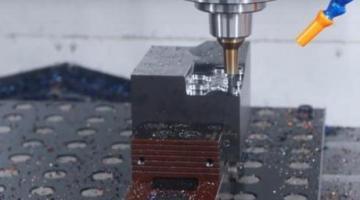 Vertical Machining Center GENOS M660 V e - Die & Mold