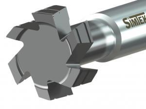 simmill TS - T-slot milling