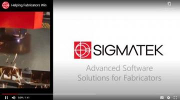 SigmaNEST - Helping Fabricators Win