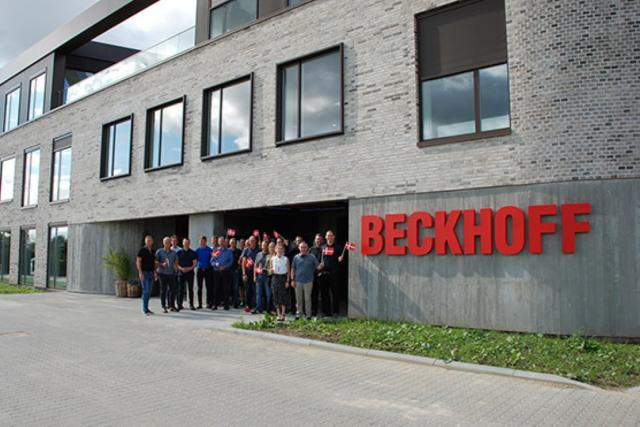Beckhoff Denmark opens new headquarters