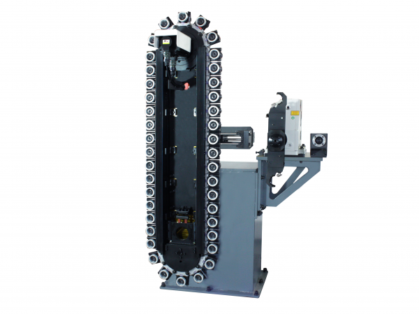 VHC - CHAIN TYPE TOOL MAGAZINE