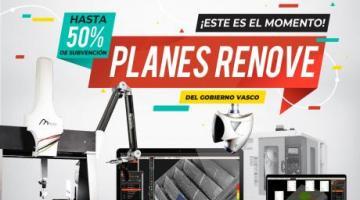 Aprovecha los Planes Renove del Gobierno Vasco para poner a punto tus equipos de control de calidad