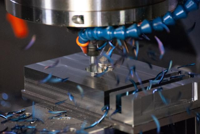 No compromises: Expect the highest metal removal rate