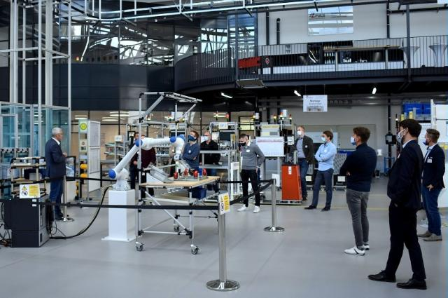 VDMA Factory-Tour