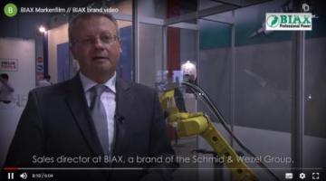 Película de la marca BIAX
