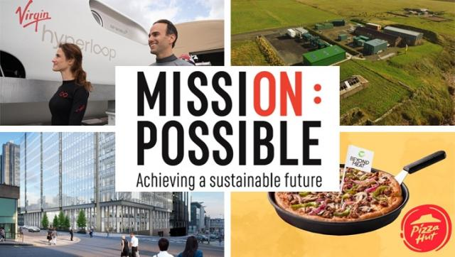 Sustainability success stories of the week: McDonald's plant-based burger and green hydrogen