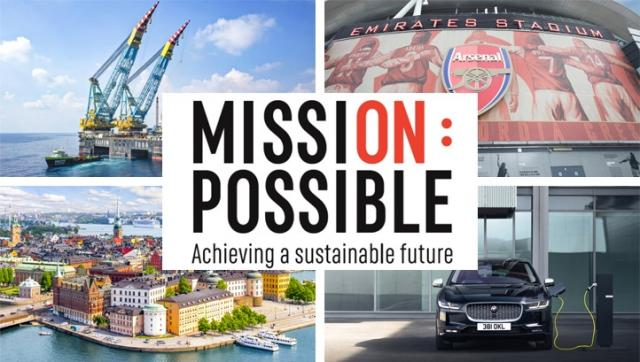The sustainability success stories of the week: Jaguar's 'smart city' tests and Arsenal's climate c