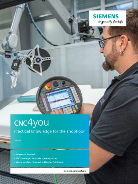 CNC4you magazine: The new issue 2/2020 is out!