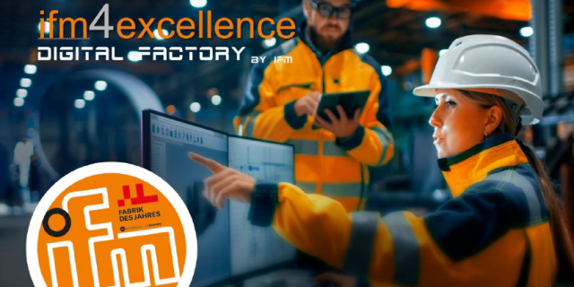 ifm awarded: Factory of the year 2020