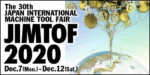 JIMTOF Veranstalter planen für 2022