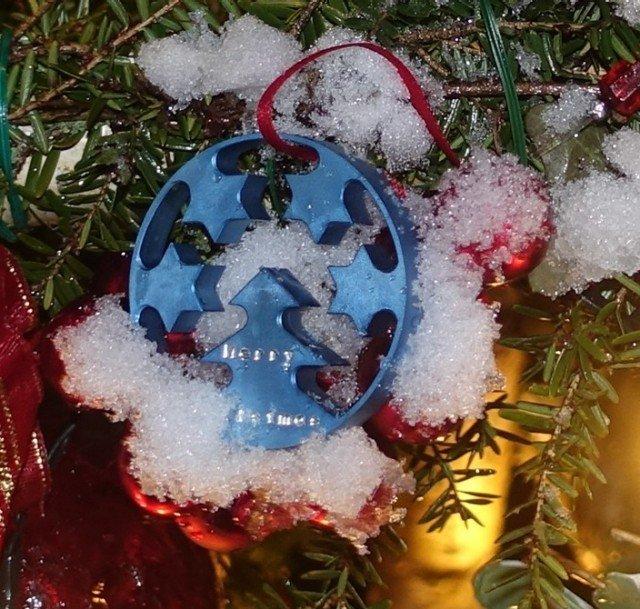 CNC4you Christmas Workpiece 2020