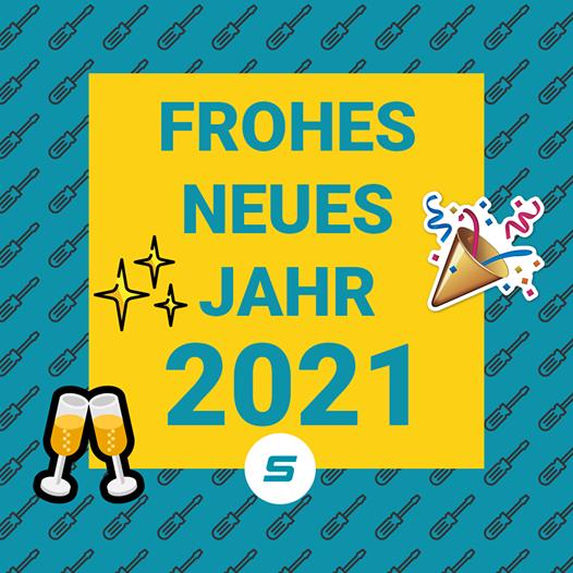 smartblick wünscht Ihnen Alles Gute für 2021!