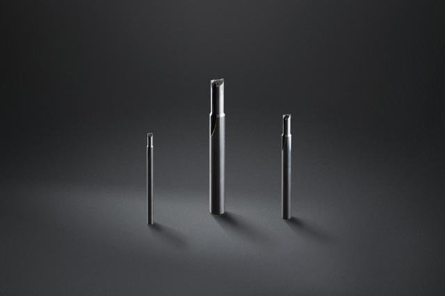 Bohren und Senken in Vollhartmetall