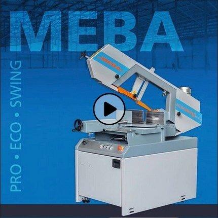 Maschinen unserer MEBA Sägen