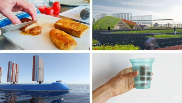 The best green innovations of February 2021: Aviation fuel made from air and next-gen hydropower