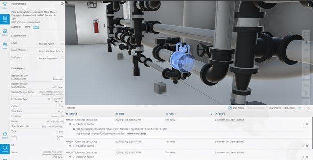 Autodesk Tandem – Der digitale Zwilling für Bauprojekte