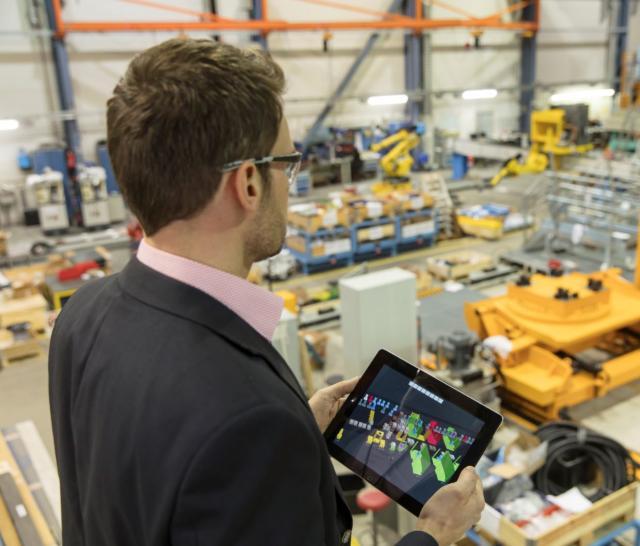 Teil 1: Die MMS (Manufacturing Management Software) von Fastems