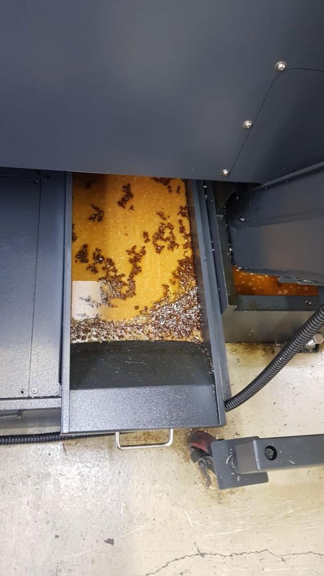 Maschinenreinigung: Das bisschen putzen...