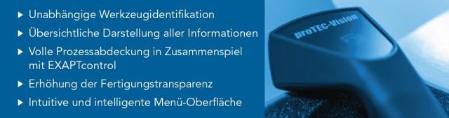 EXAPTchipreader - Betriebsmittel-Identifikation