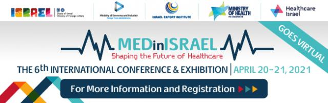 MEDinISRAEL - Shaping the future of Healthcare