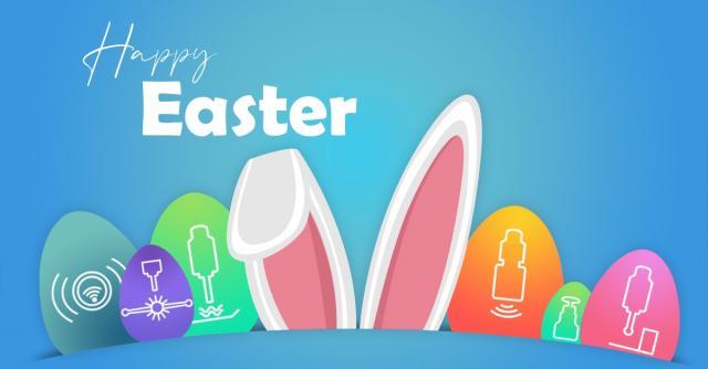 Hexagon wünscht frohe Ostern!