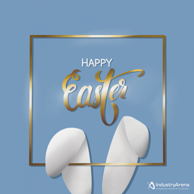 Happy, hoppy Easter to you!
