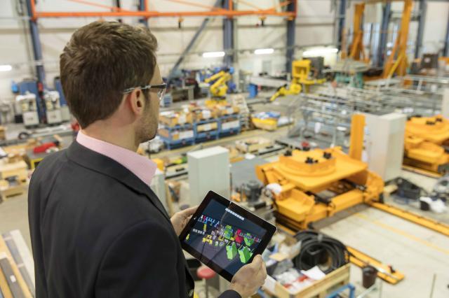 Teil 4: Die MMS (Manufacturing Management Software) von Fastems