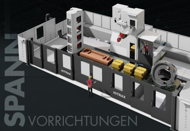 CNC-Fahrständerfräsmaschinen mit umfangreichen Sonderlösungen!