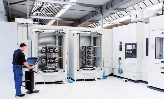 LIVE Webinar: Ihr Einstieg in die Automation horizontaler CNC Fräsmaschinen