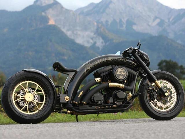 Custom Bikes von Augustin Motorcycles