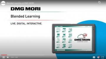 Blended Learning at DMG MORI