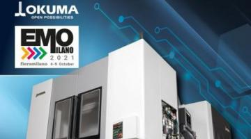 """""""Feel the Magic of Okuma"""": The first exhibition highlight revealed for industry get-together"""