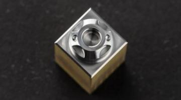 Punch made of sintered carbide