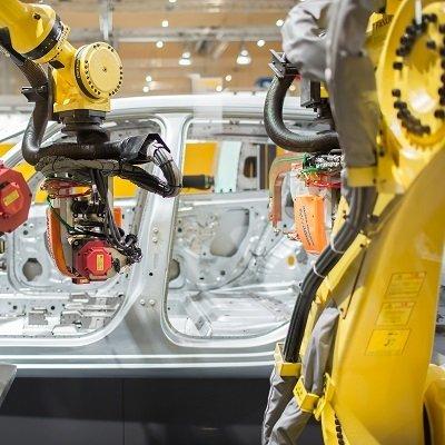FANUC liefert 500 Roboter an Kölner Ford-Werk