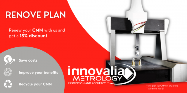 Discover our RENEW CMM PLAN